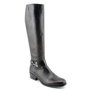 Via Spiga Kali leather riding boots